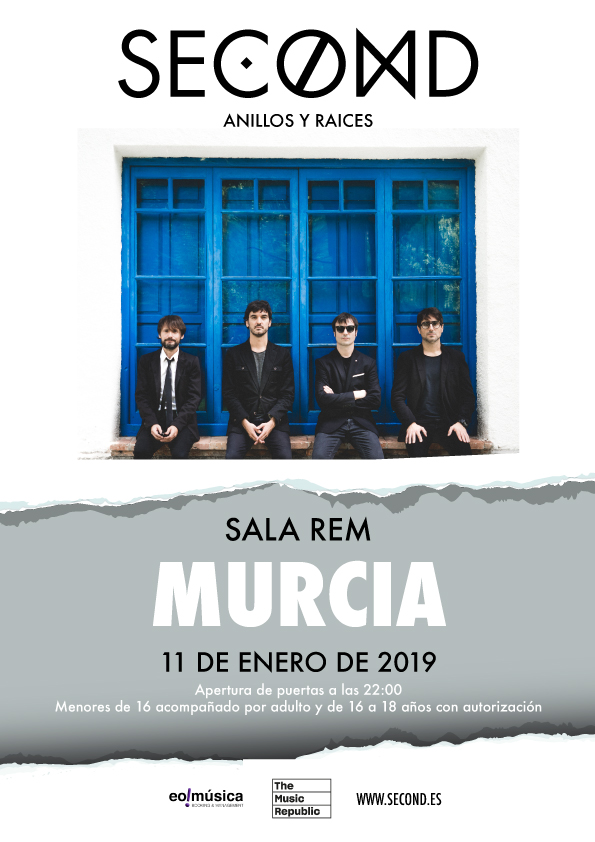 Second en Murcia