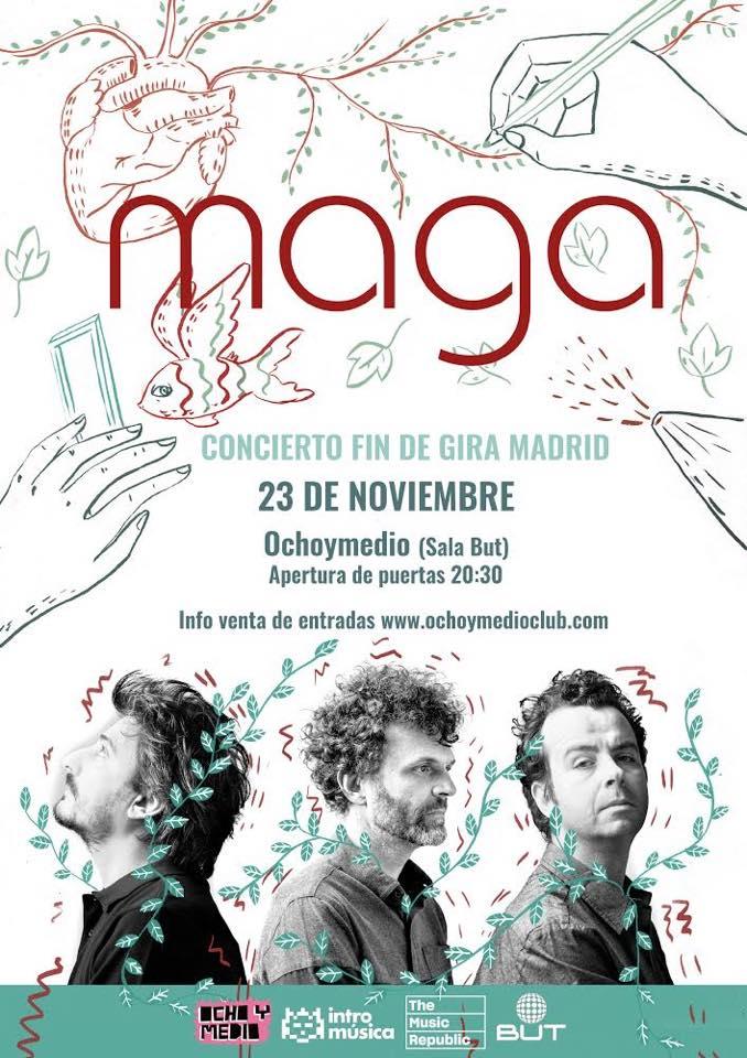 Fin de Gira Maga – Madrid