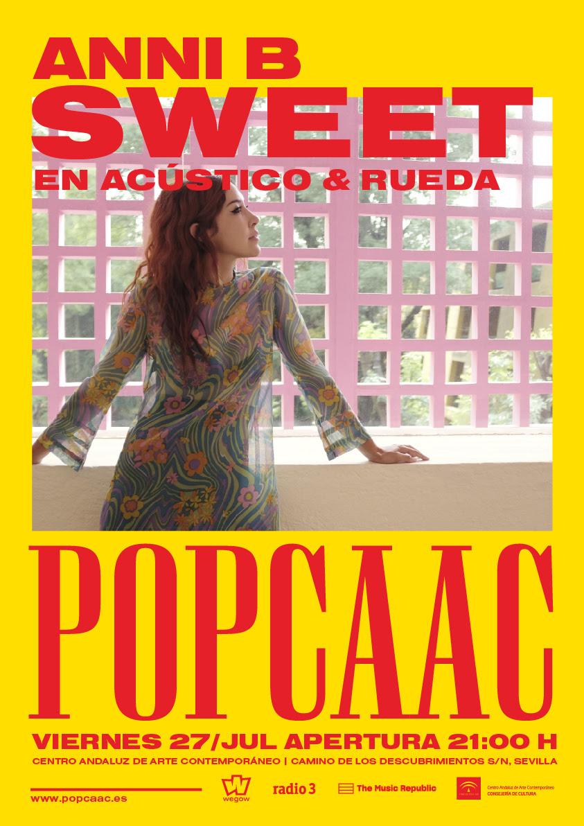 Anni B Sweet en el POPCAAC
