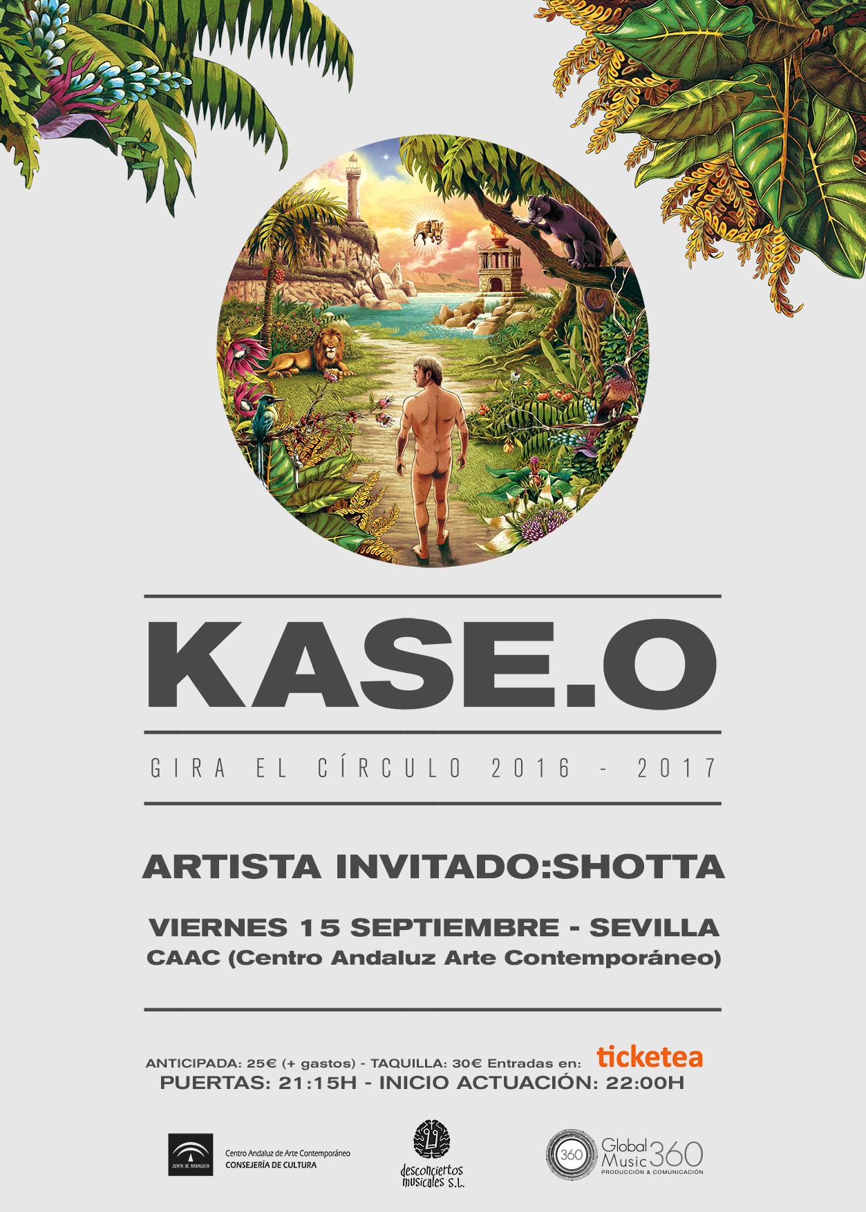 Kase.O en Sevilla