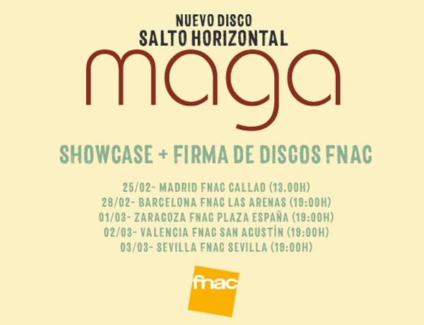 MAGA FNAC WEB