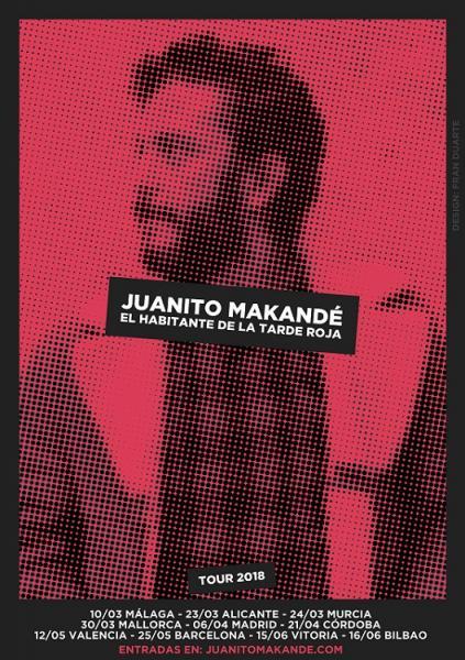 Juanito Makandé en Burjassot