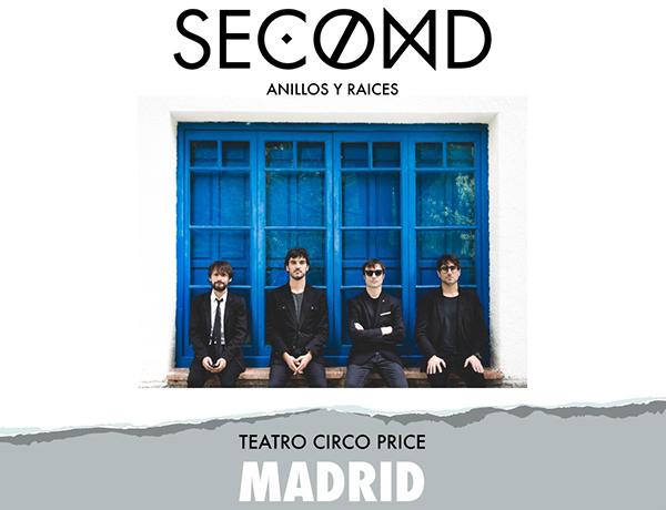 Second en Madrid