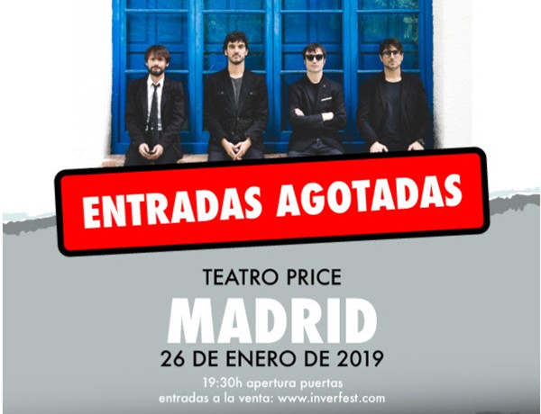second sold out madrid